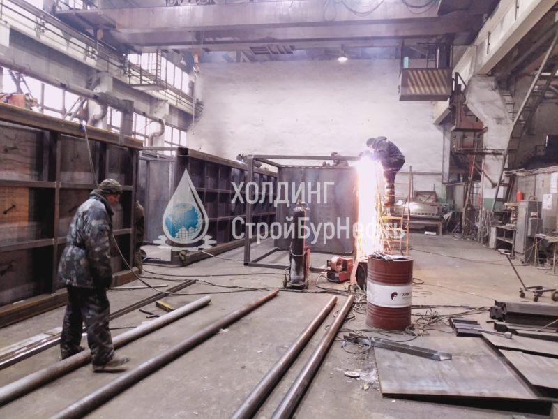 Изготовитель резервуаров